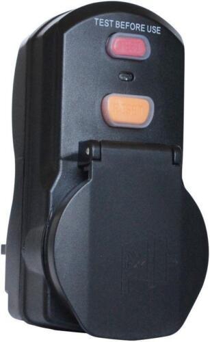 Güde Personenschutzschalter Fehlerstromschutz Überspannungsschutz FI Schalter