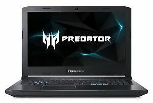 Acer Predator Helios 500 Gaming Laptop i7 2.2GHz 16GB Ram 1TB HDD 256GB SSD W10H