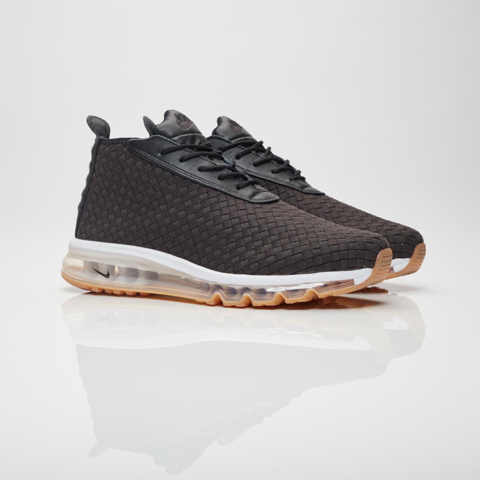 BNIB Men's Nike Air Max Woven Boot  % Authentics 921854 003