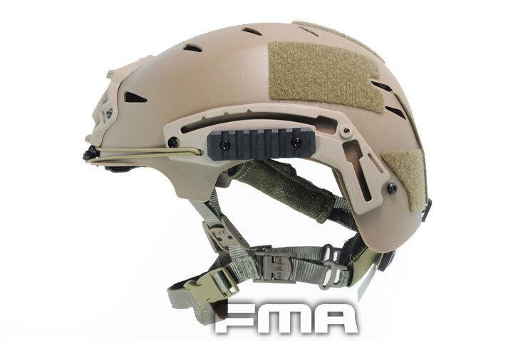 FMA Tactical High Quality Airsoft CS Predective Helmet EXF BUMP Helmet TB742