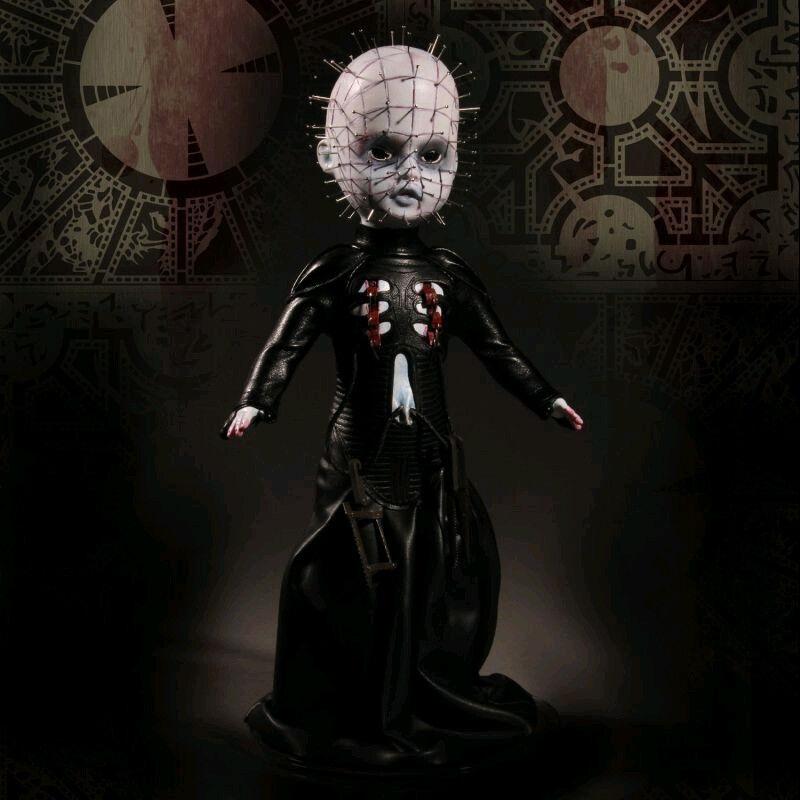 Living Dead bambolas  - Hellraiser III  Hell on Earth - Pinhead 20cm(8 ) bambola  design unico