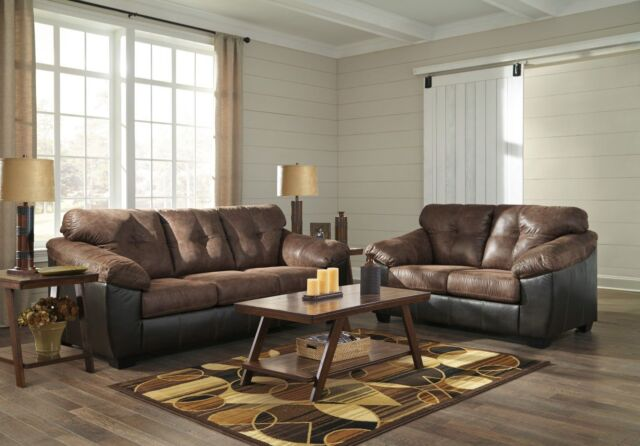 Ashley Furniture Gregale Sofa And Loveseat For Sale Online Ebay