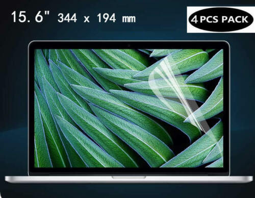 15.6 Anti Glare Blue​Ray Screen Protector For ASUS FX-PLUS4720 N551 4PCS PACK