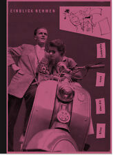 NSU Lambretta 1954 Pressemappe Presseinformation Handbuch Motorroller Manual