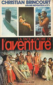 Livre-la-face-cachee-de-l-039-aventure-book