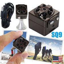 SQ9 Mini Full HD 1080P Spy Camera Sports DV IR Night Vision DVR Video Camcorder