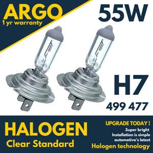 Pour-Vauxhall-Phare-Halogene-Transparent-H7-Ampoules-Astra-Corsa-Insignia-Meriva