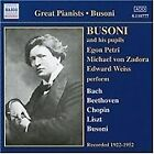 Busoni and His Pupils (2004)