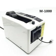 220v Automatic Packing M 1000 Tape Adhesive Dispenser Cutting Cutter Machine