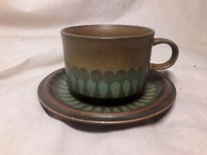 Goebel-039-Wallis-039-1970s-Coffee-Cup-and-Saucer-OPM-German