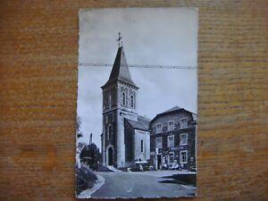 VILLERS-SAINTE-GERTRUDE-Durbuy-Eglise-et-maison-Charlier-Rousseau