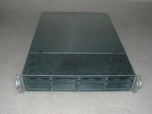 Supermicro-2U-Server-X9DRI-LN4F-2x-E5-2630L-V2-2-4ghz-12-Cores-32gb-SAS2-Raid
