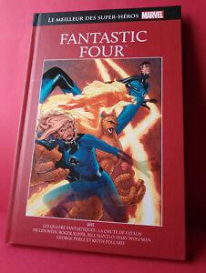 MARVEL-COMICS-LE-MEILLEUR-DES-SUPER-HEROS-4-FANTASTIQUES-FANTASTIC-FOUR