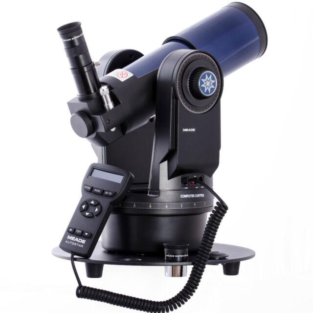 Meade ETX80 Goto Telescope Tabletop System