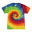 Tie-Dye-Kids-T-Shirts-Youth-Sizes-Unisex-100-Cotton-Colortone-Gildan thumbnail 26