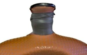 """Ropers Dally Rubber Saddle Horn Wraps 8 Pack 1"""" Wide Eddy's Tack"""