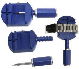 Uhrenarmband-Glieder-Entferner-Werkzeug-Reparatur-Uhrmacher-Stiftaustreiber