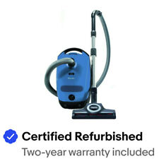 Miele Classic C1 Turbo Team Canister Vacuum Cleaner Mystique Blue Certified