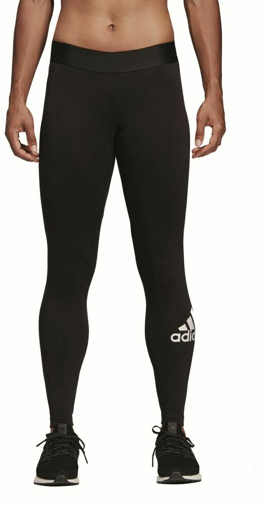Adidas Performance Femmes Tight Must Incontournables Badge Of Sport Tight Noir