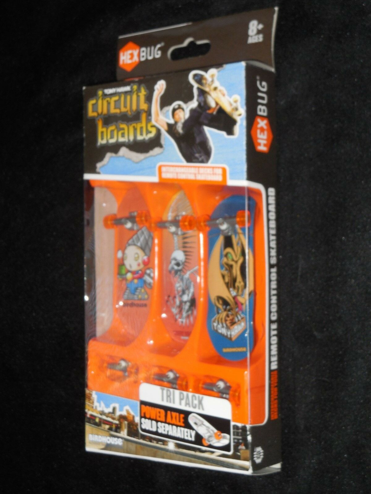 Hexbugcircuitboard14 Hexbug Tony Hawk Circuit Boards Collectors Series Ebay
