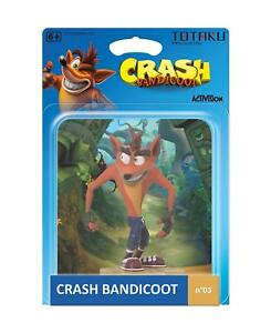 TOTAKU-FIGURE-Crash-Bandicoot-No-3-CRASH-BANDICOOT-NEW-Boxed