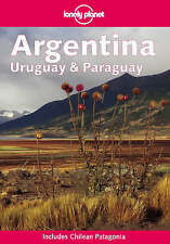 Lonely Planet Argentina Uruguay and Paraguay (Argentina-ExLibrary