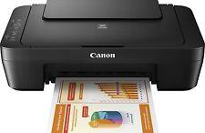 Canon Pixma MG2550 All-In-One Printer Black Mono 3in1 Inkjet Colour Compact UK