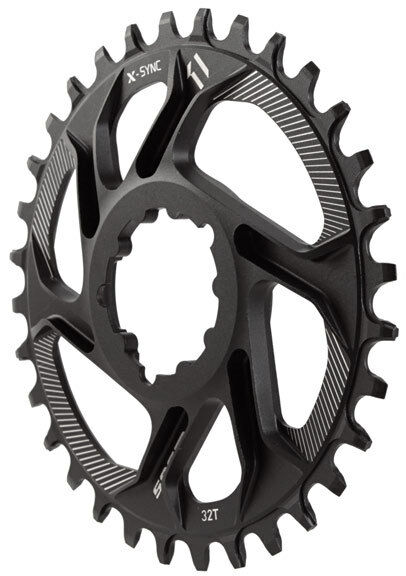 SRAM  X-Sync 1x Direct Mount Mountain Bike MTB Chainring 0mm Offset - 32t