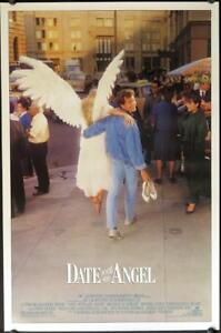 DATE-WITH-AN-ANGEL-1987-MICHAEL-E-KNIGHT-amp-PHOEBE-CATES-ORIGINAL-1-SHEET-ROLLED
