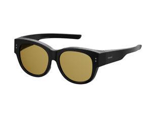 56c772dfc4cb8 gafas de sol POLAROID polarizado PLD 9009 S havana mate amarillo N9P ...