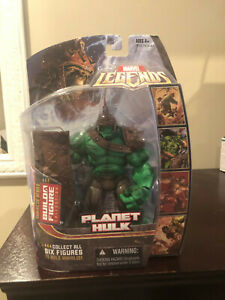 """Marvel Legends 6/"""" Inch Annihilus BAF Wave Planet Hulk Loose Complete"""