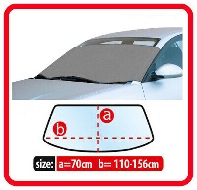 Renault Trafic Universal Anti Frost Snow Ice Wind Screen Protector Cover