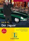 Der Jaguar (Stufe 2) - Buch mit Audio-CD von Leo & Co. (2013, Taschenbuch)