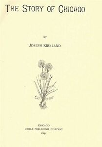 Story-of-Chicago-Kirkland-Illinois-IL-genealogy-history