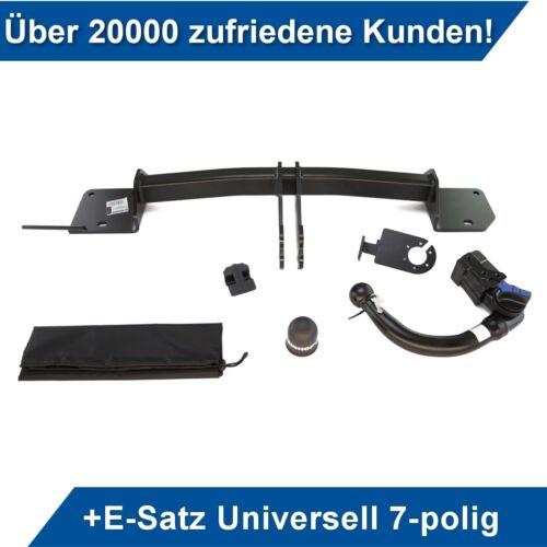 BMW X1 E84 09-15 Anhängerkupplung abn.+ES 7p uni Kpl AHK