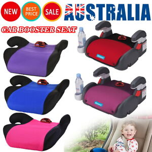 4- 12 years Car Booster Seat Chair Cushion Pad For Toddler Children Kids Sturdy