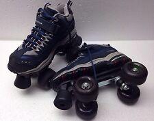 Skechers Quad 4wheeler  Skates Size  us 4 Women's  Navy Blue