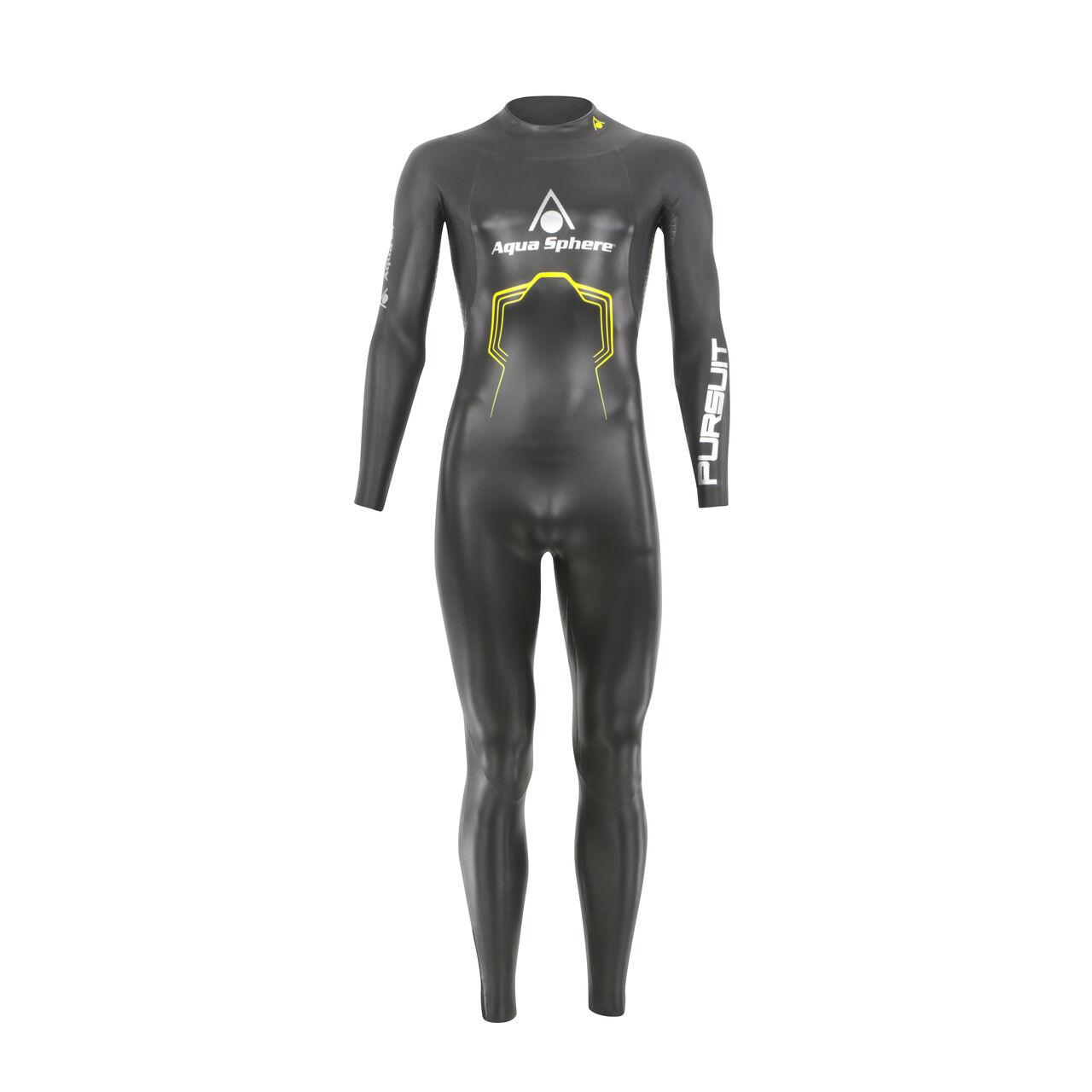 Aqua Sphere Men's Pursuit Wetsuit - 2018