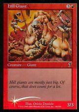 Hill Giant FOIL   EX   7th   Magic MTG