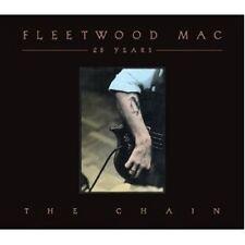 FLEETWOOD MAC - 25 YEARS-THE CHAIN  4 CD  POP INTERNATIONAL  NEU