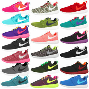 En general trolebús whisky  Nike Rosherun Mujer Zapatillas de Deporte GS Roshe Run Color Gratis 5.0 4.0  3.0   eBay