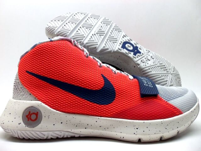 80b7435c4d9 NIKE KD TREY 5 III LMTD LIMITED KEVIN DURANT MULTI COLOR MEN S 10.5  812558-