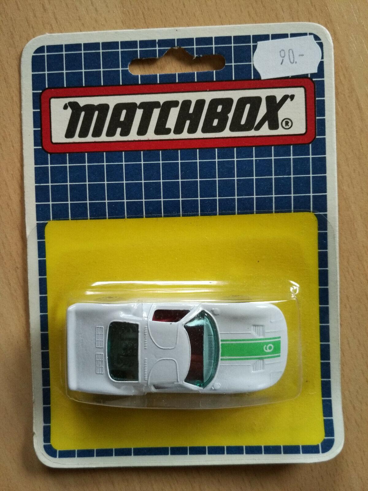 Envío 100% gratuito Matchbox súperfast Hungría Ford Gt Gt Gt En Blister, variación de Rareza  gran descuento