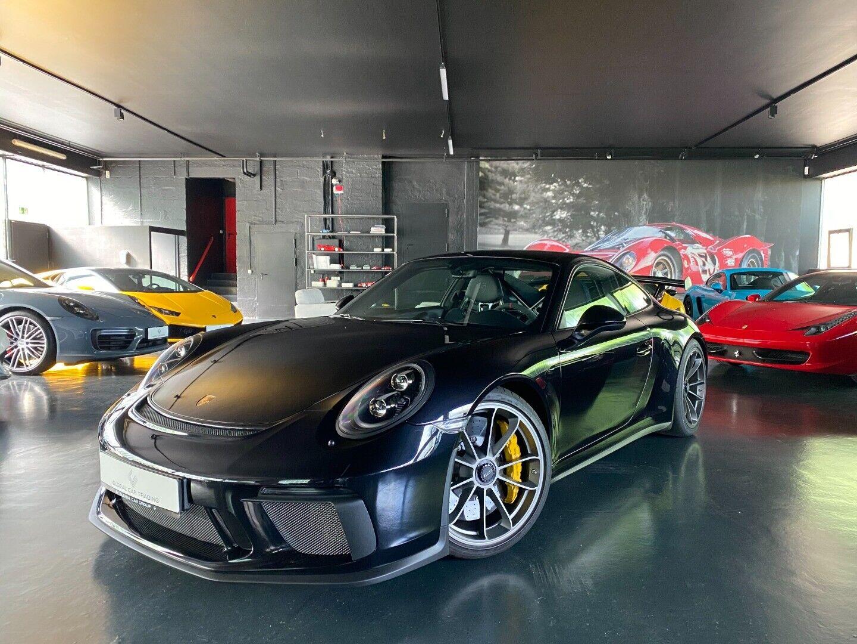 Porsche 911 GT3 4,0 Coupé 2d - 22.645 kr.