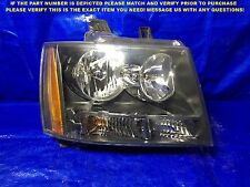 OEM 2007 2008 2009 10 11 12 13 CHEVROLET AVALANCHE PASSENGER RIGHT HEADLIGHT