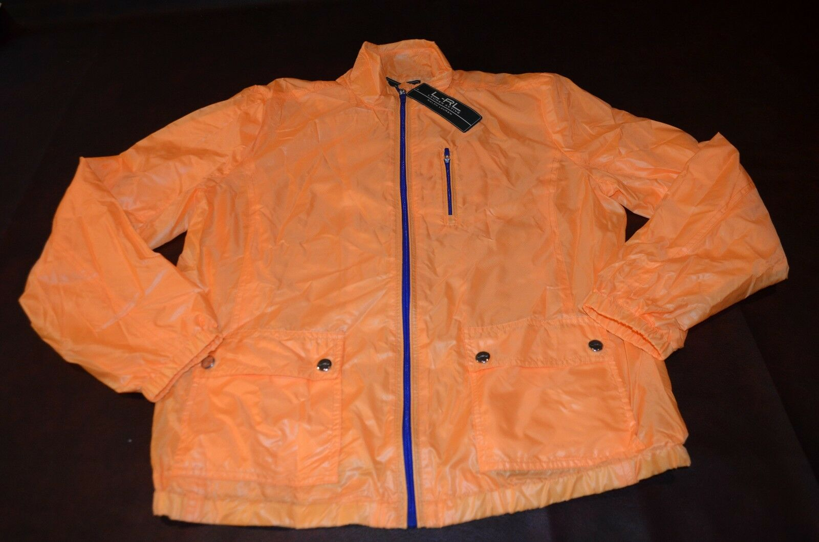 Neuf avec étiquettes fabricants Standard prix de détail  120 Femme Lauren Active Ralph Lauren Active Ora Veste Manteau courir