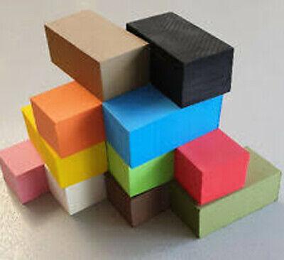 Chartreuse Foam Block