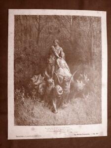 Incisione-di-Gustave-Dore-1890-Carro-Chiesa-7-fiere-Divina-Commedia-Purgatorio