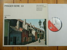 BARTOK Concerto For Orchestra Karel Ancerl (PRAGER SERIE LP 13)