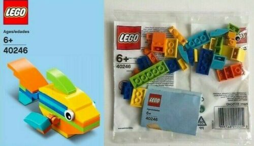 LEGO Creator Rainbow Fish 40246 MINI Build Polybag